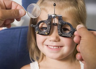 Children Eye Check